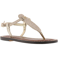 Sam Edelman Little & Big Girls Gigi Charm Sandals