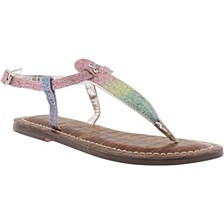 Little & Big Girls Gigi Charm Sandal