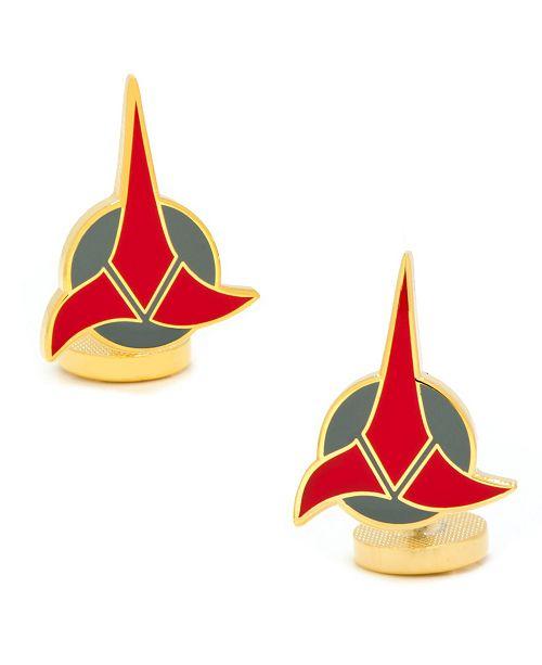 Cufflinks Inc. Star Trek Klingon Cufflinks