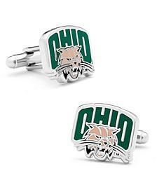 OHIO University Bobcats Cufflinks