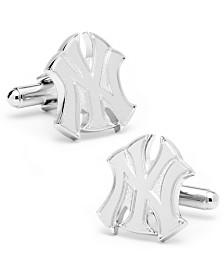 New York Yankees Logo Cufflinks