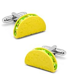 3D Taco Cufflinks