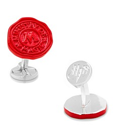 Ministry of Magic Wax Stamp Cufflinks