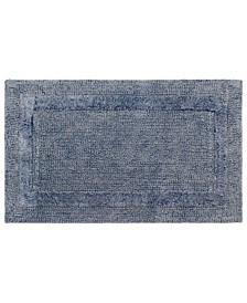 "Stonewash Cotton 20"" x 34"" Bath Rug"