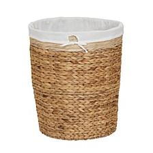 Wicker Basket Laundry Hamper with Liner