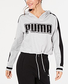 Rebel Reload Relaxed Cropped Hoodie