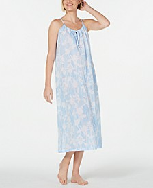 Printed Cotton Nightgown, Created for Macy's