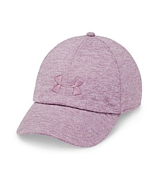 Under Armour Women's Microthread Twist Renegade Cap