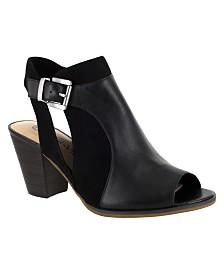 Bella Vita Kellan Block Heel Sandals