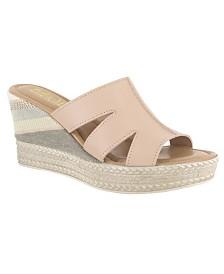 Bella Vita Rox-Italy Slide Sandals