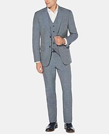 Men's Slim-Fit End-On-End Suit Separates