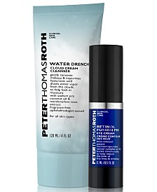 Peter Thomas Roth CLEANSE & SMOOTH 2-Piece Kit, Created for Macy's