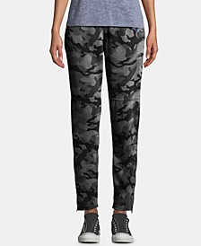Heritage Camo Fleece Pants