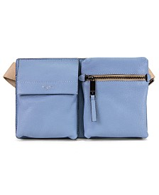 T Tahari Krystal Multi Pocket Beltbag
