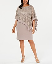 R & M Richards Plus Size Dresses - Macy\'s