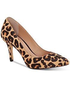 ba0bf01e285 Brown High Heels - Macy's