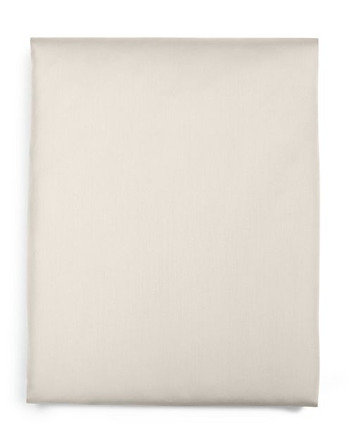 Charter Club  Ivory Solid Full Fitted Sheet, 550 Thread Count 100% Supima Cotton, Created for Macy's