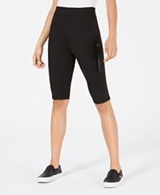 TENZ CVLT Quilted Biker Shorts