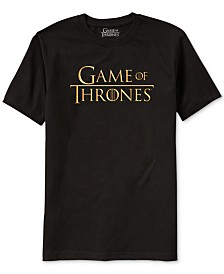 Game of Thrones Men's Logo T-Shirt