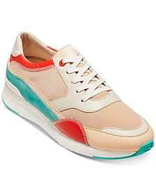 Cole Haan Grand Pro Layered Trainers