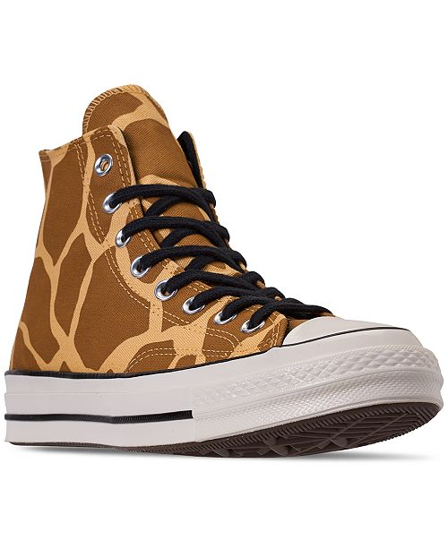 fe3ae31c2d9d91 ... Skechers Converse Men s Chuck Taylor 70 Archive Prints High Top Casual  Sneakers from Finish ...