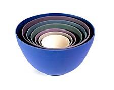 Seven Piece Thistle Nesting Bowls