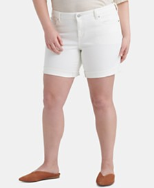 Lucky Brand Plus Size Georgia Shorts