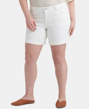 Lucky Brand Shorts PLUS SIZE GEORGIA SHORTS