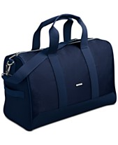 Receive a complimentary weekender bag with any large spray purchase from  the Giorgio Armani Acqua di 8a94412796d11