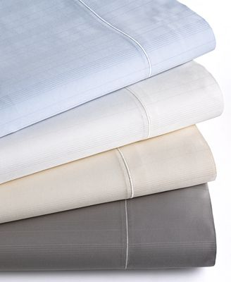 CLOSEOUT! Hotel Collection 700 Thread Count Striped MicroCotton Sheets, Only at Macy's