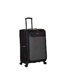 "Isaac Mizrahi Soho 24"" 8-Wheel Spinner Luggage"