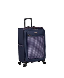 "Isaac Mizrahi Soho 28"" 8-Wheel Spinner Luggage"