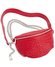 Steve Madden Randie Embossed Belt Bag