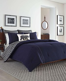 Eddie Bauer Kingston Comforter Set, Full/Queen