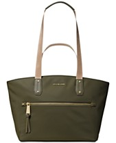 fdc842160764 MICHAEL Michael Kors Top Zip Nylon Tote