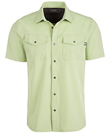 Hi-Tec Men's Whale Rock Woven Shirt