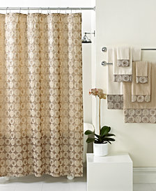 Avanti Bath Accessories, Galaxy Shower Curtain