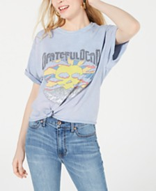 True Vintage Cotton Grateful Dead Graphic T-Shirt