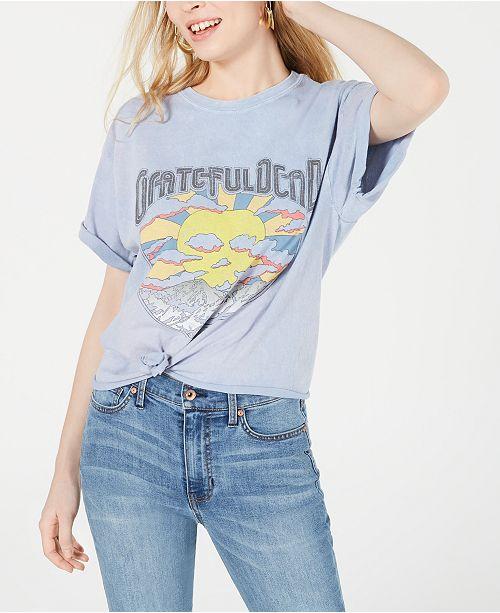 True Vintage Cotton Grateful Dead Graphic T-Shirt