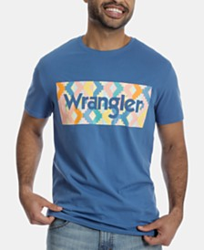 Wrangler Men's Logo Graphic T-Shirt