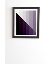 Deny Designs Gradient Framed Wall Art