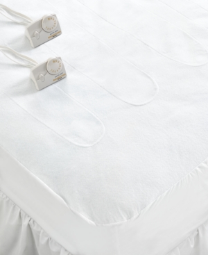 Closeout Biddeford Analog Heated Queen Mattress Pad Bedding