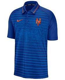 Nike Men's New York Mets Stripe Game Polo