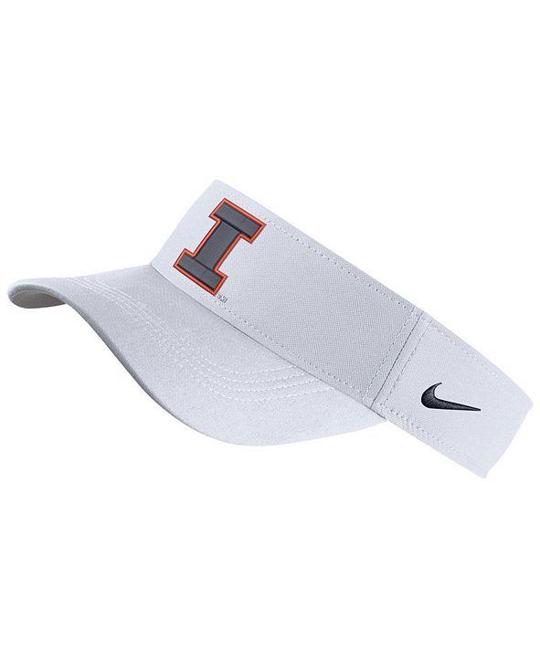 Nike Illinois Fighting Illini Dri-Fit Visor