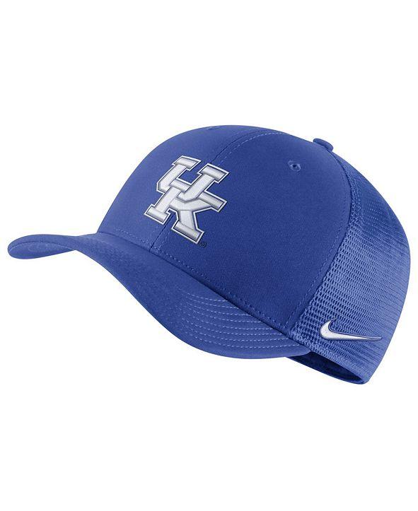 Nike Kentucky Wildcats Aerobill Mesh Cap