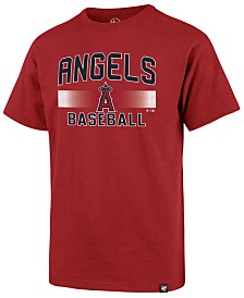 '47 Brand Big Boys Los Angeles Angels Rival Slugger T-Shirt
