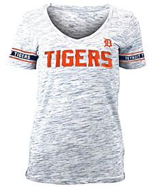 Women's Detroit Tigers Space Dye T-Shirt