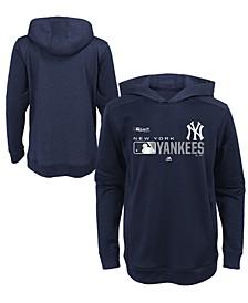 Big Boys New York Yankees Winning Streak Hoodie