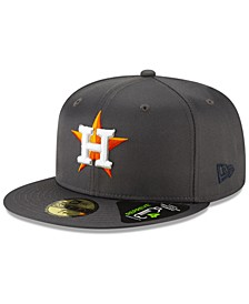 Houston Astros Recycled 59FIFTY Fitted Cap