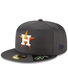 New Era Houston Astros Recycled 59FIFTY Fitted Cap